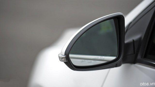 Đánh giá xe Chevrolet Cruze 2014 - hiện đại và an toàn
