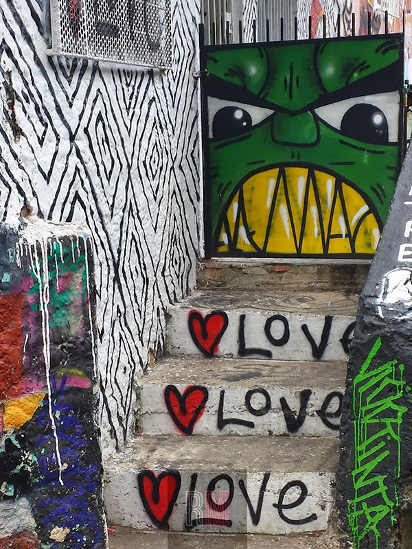 love graffitti