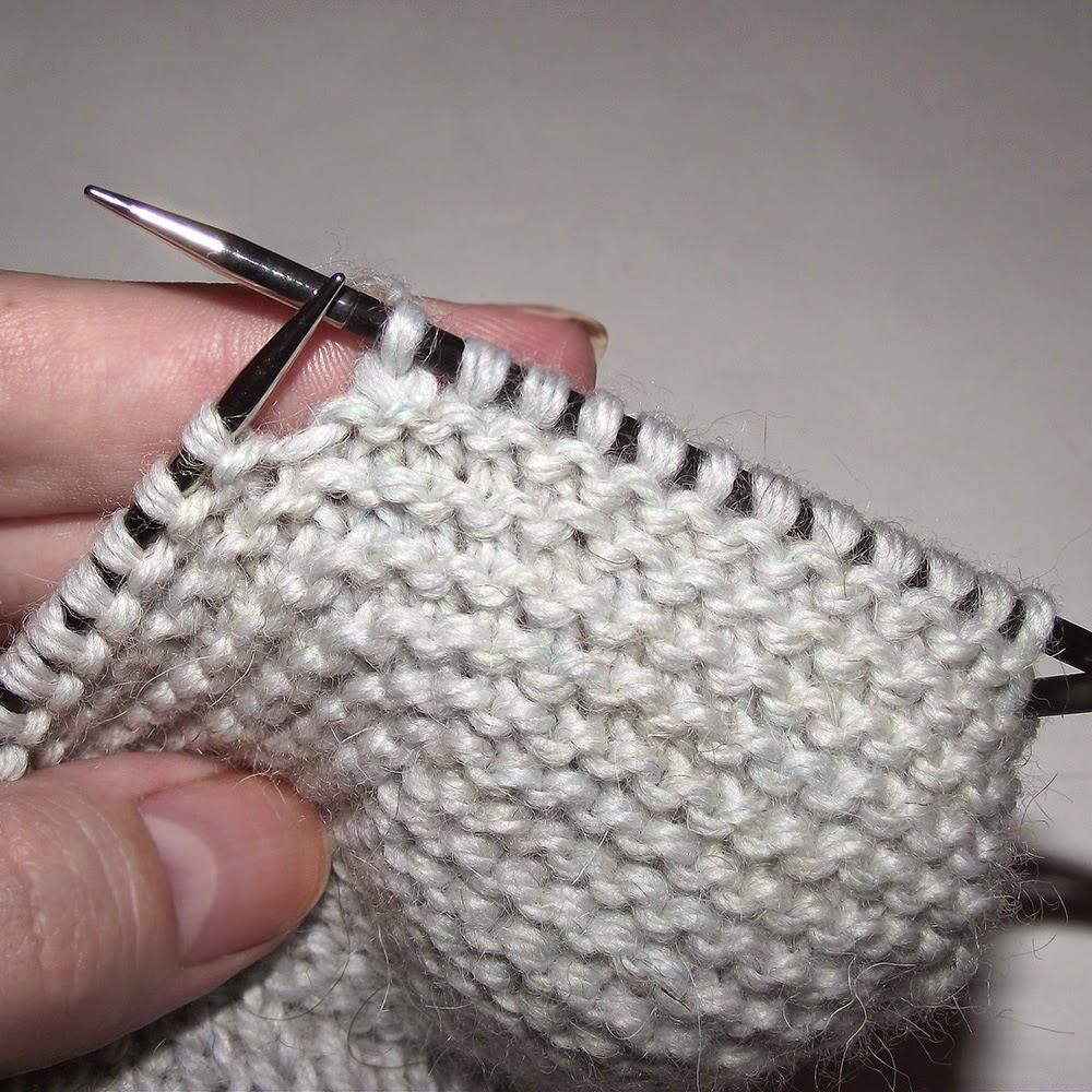 Вязание что такое платочная вязка 998