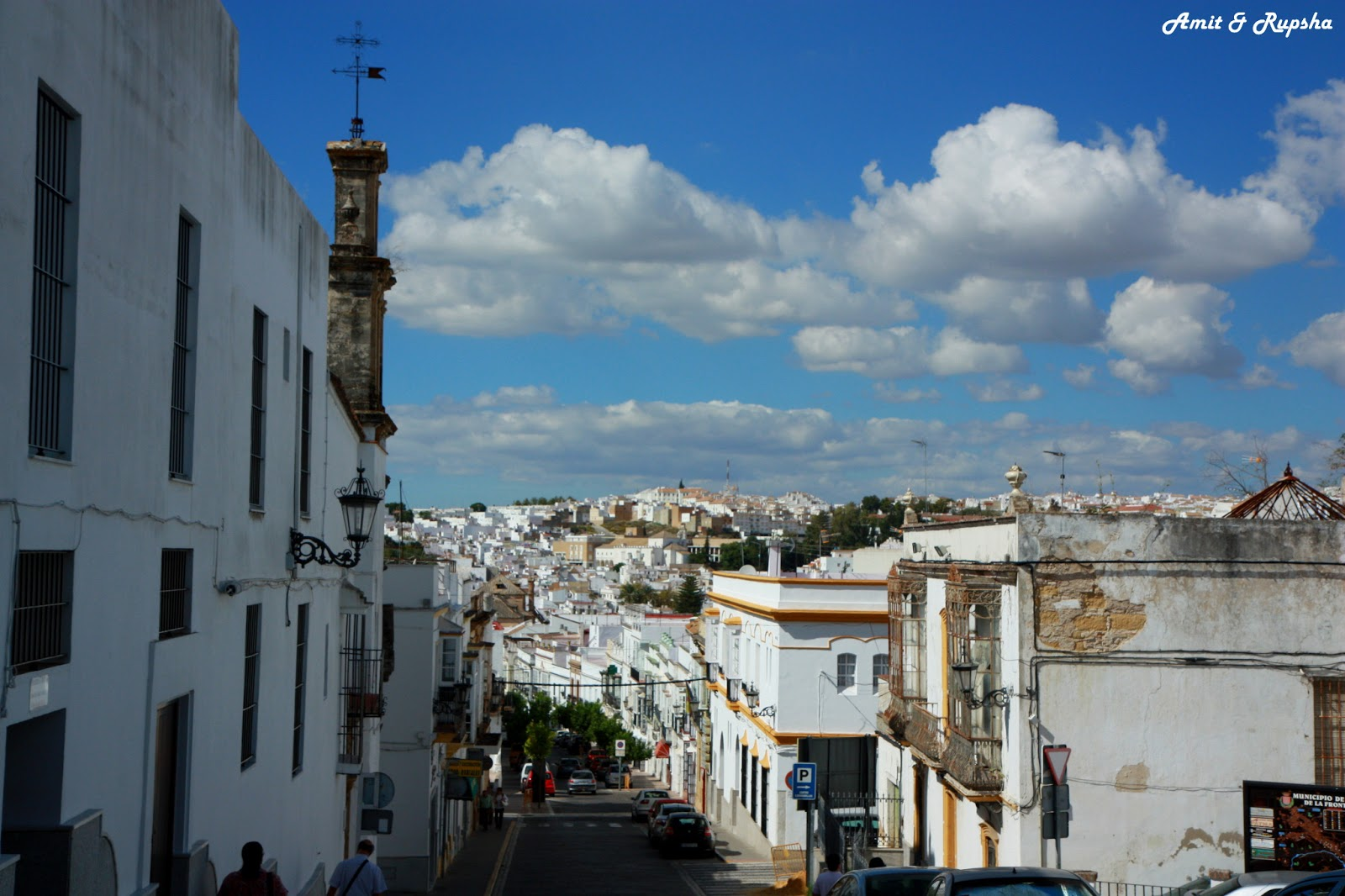 Route of the White Towns, Andalusia, Spain