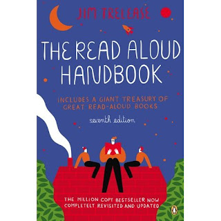 Read Aloud Handbook Seventh Edition cover Trelease