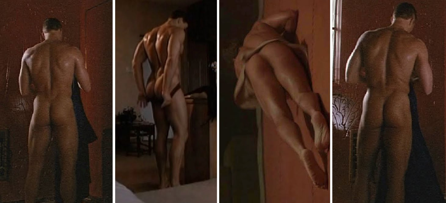 Jean claude van damme porno the