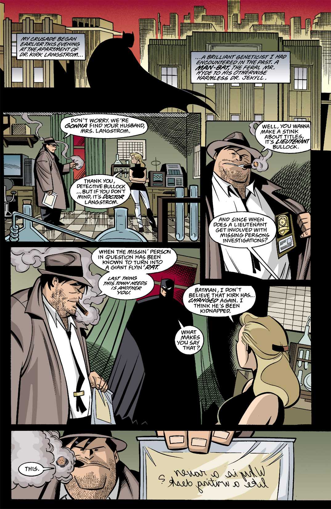 Detective Comics (1937) Issue #787 Page 4