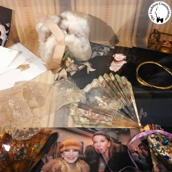 Valentina Cortese - Mostra Milano - Accessories