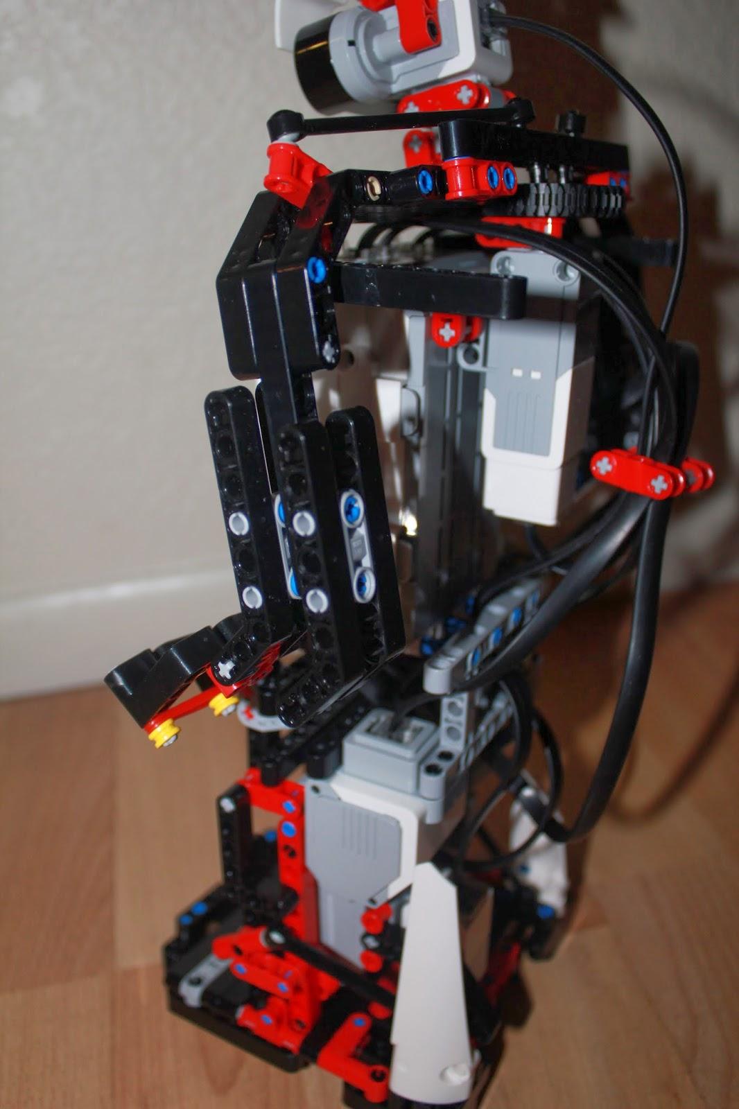lego mindstorms alpha rex instructions