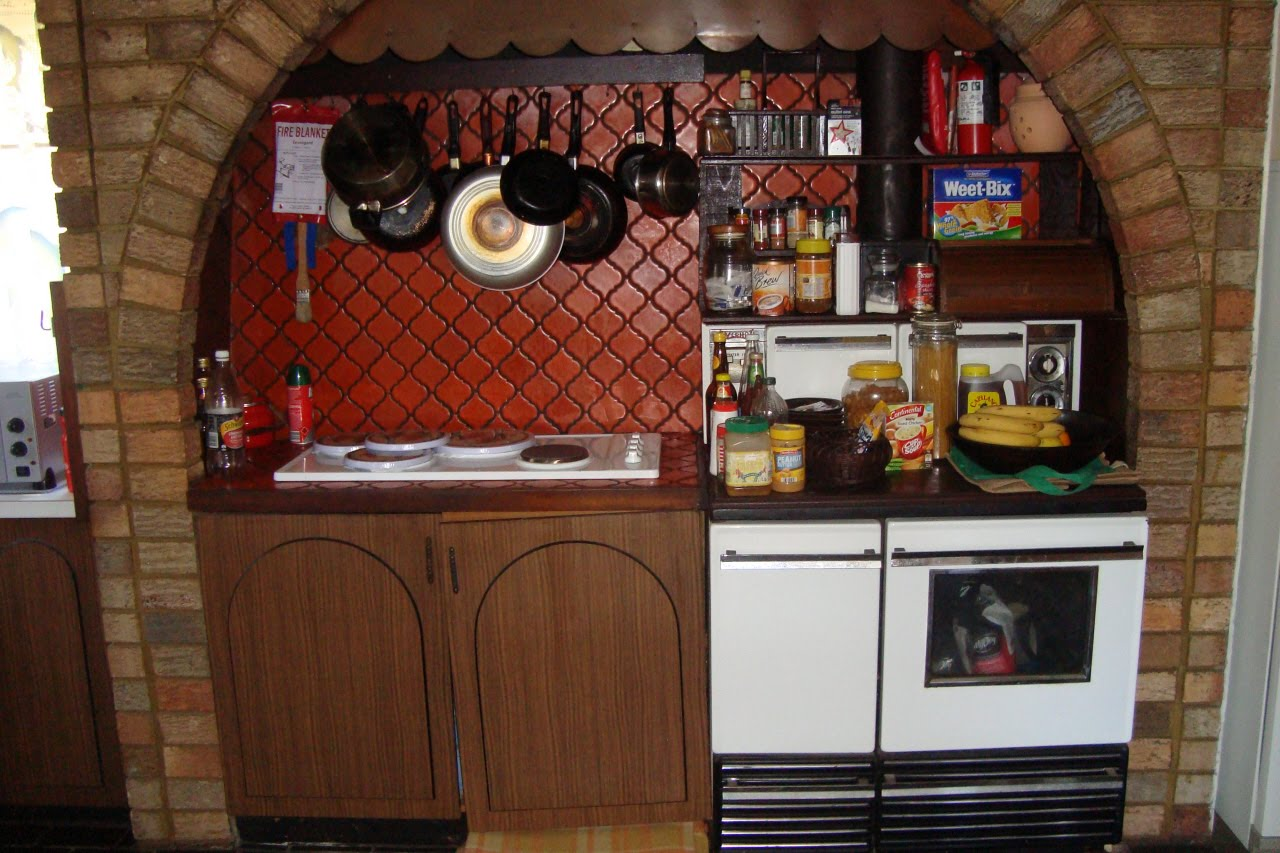 At Home At Riverbend On The Beautiful Clyde The Kitchen