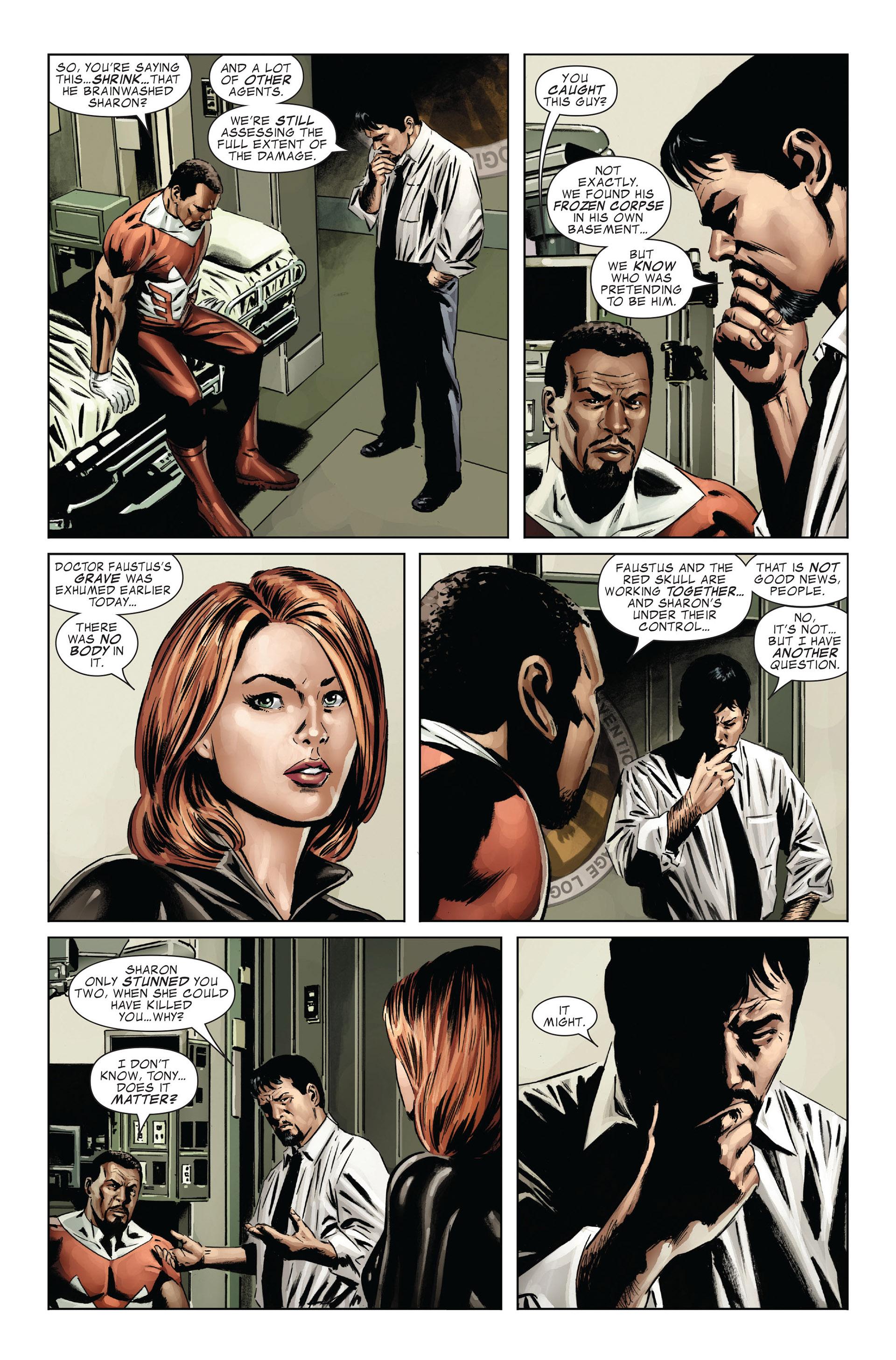 Captain America (2005) Issue #31 #31 - English 12