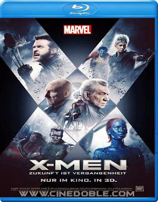 x men 2014 1080p latino X Men (2014) 1080p Latino