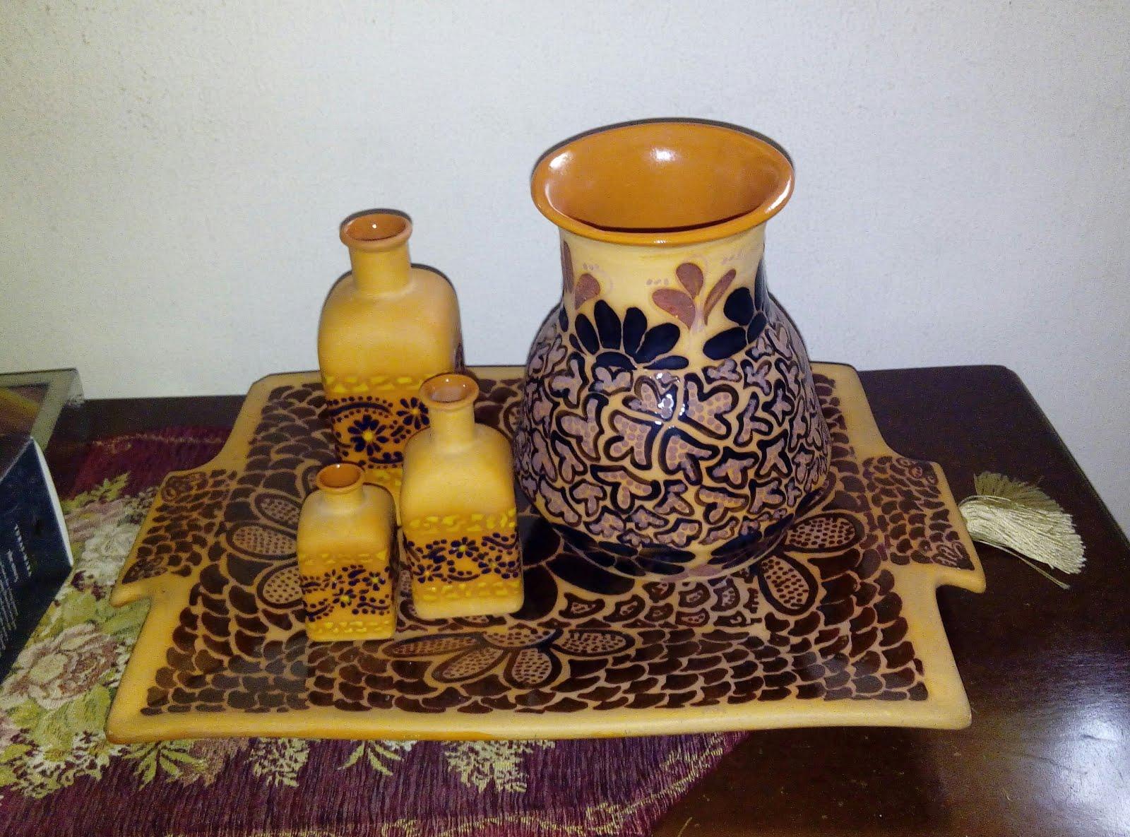 Bandeja cerámica