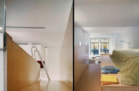 celebrities spy loft apartment in new york 10 images. Black Bedroom Furniture Sets. Home Design Ideas