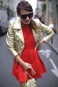 So, dressed in a red dress fashion design can appeal to the interest of .