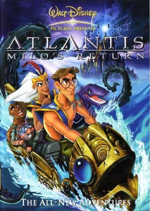 Đế Chế Đã Mất 2 - Atlantis Milos Return - 2003