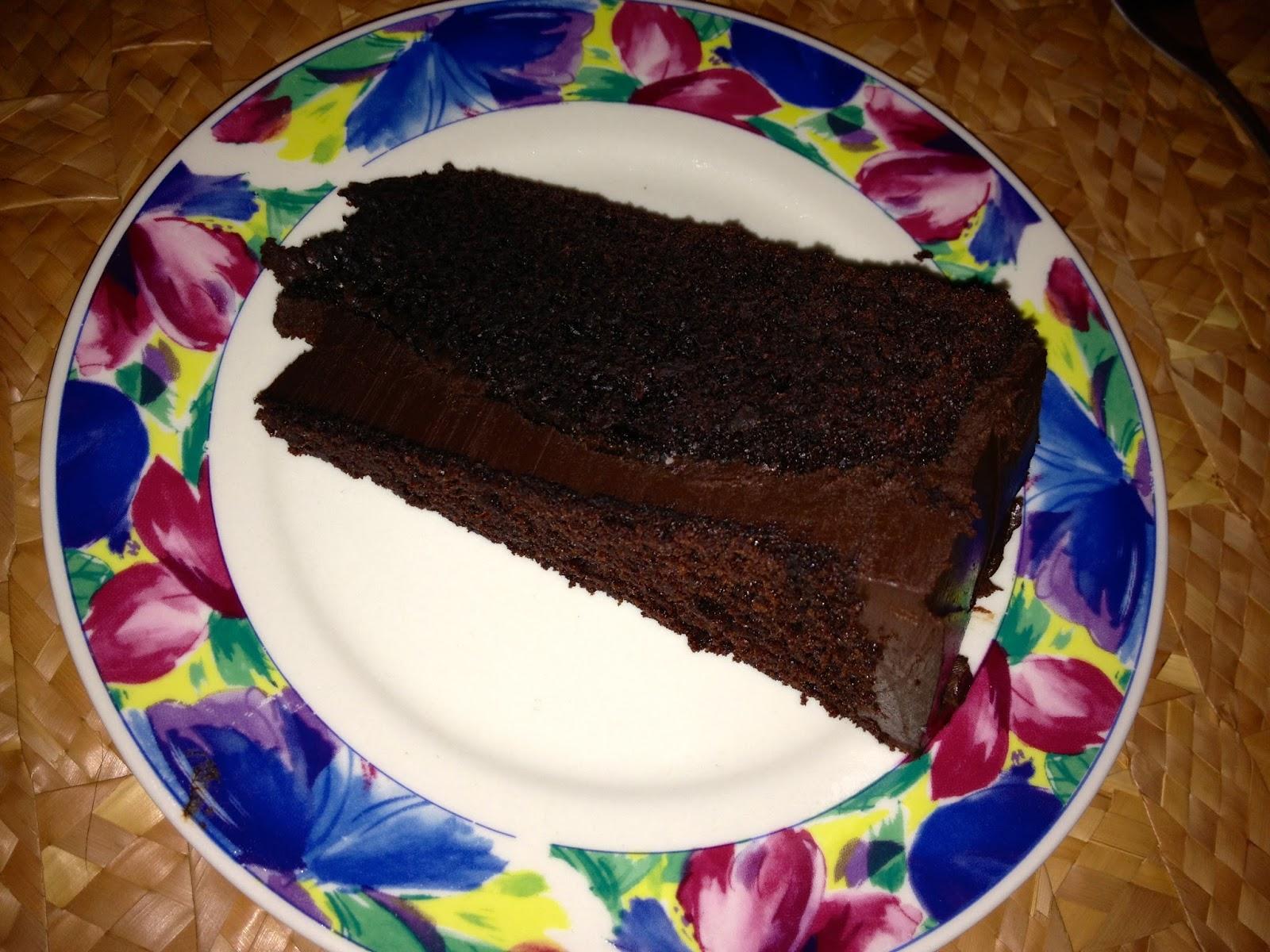 Barrington Brewery Chocolate Cake Recipe