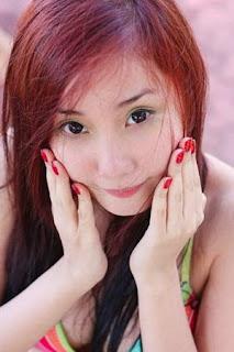 Alodia Gosiengfiao Sexy Bikini 04