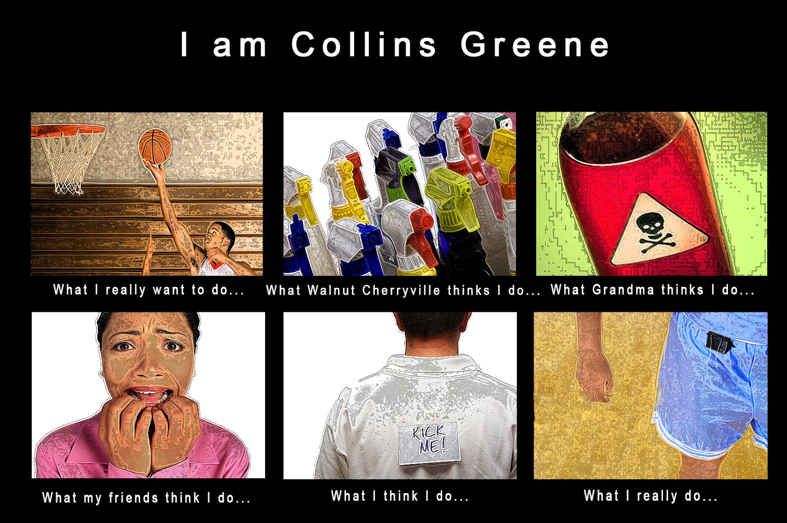 Collins Greene Meme