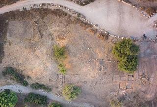 Destroços descobertos em Israel podem ser da antiga casa de Golias