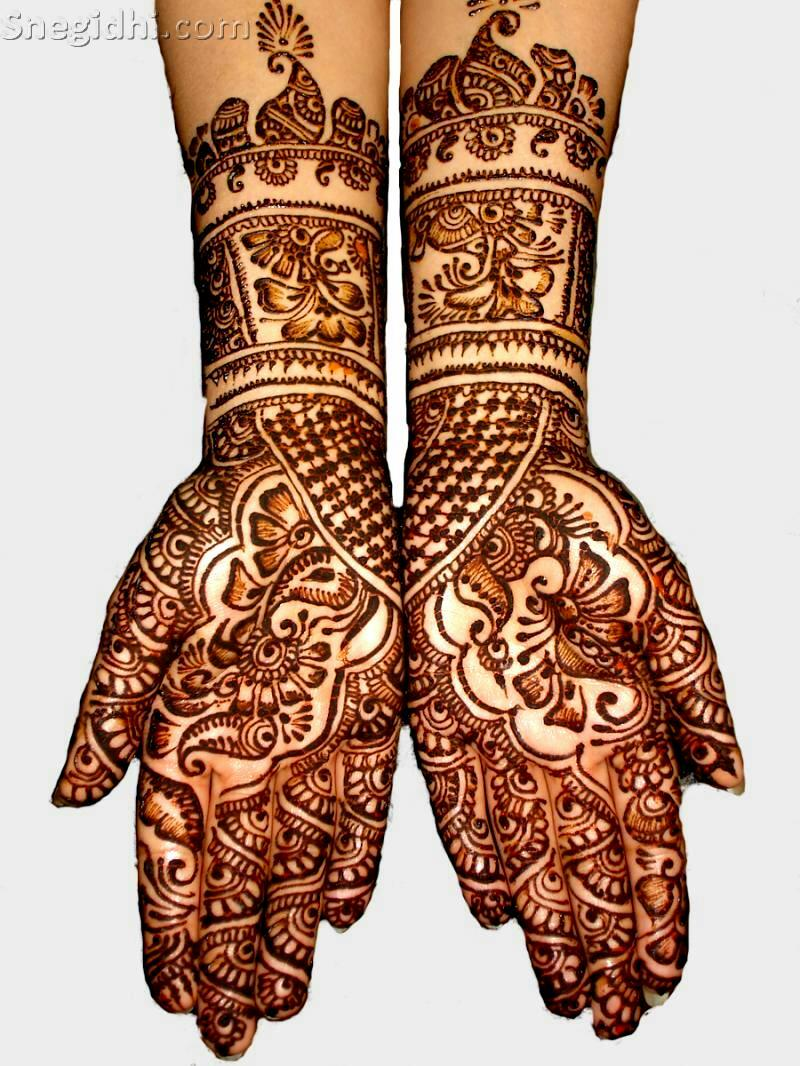 Mehndi Henna Designs I : Bridal mehndi designs pictures female oke tips beauty