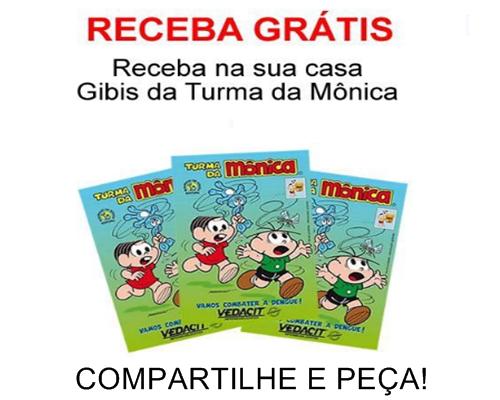 Revista Turma da Mônica Grátis