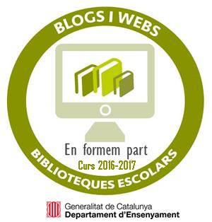 BLOGS I WEBS DE BIBLIOTEQUES ESCOLARS