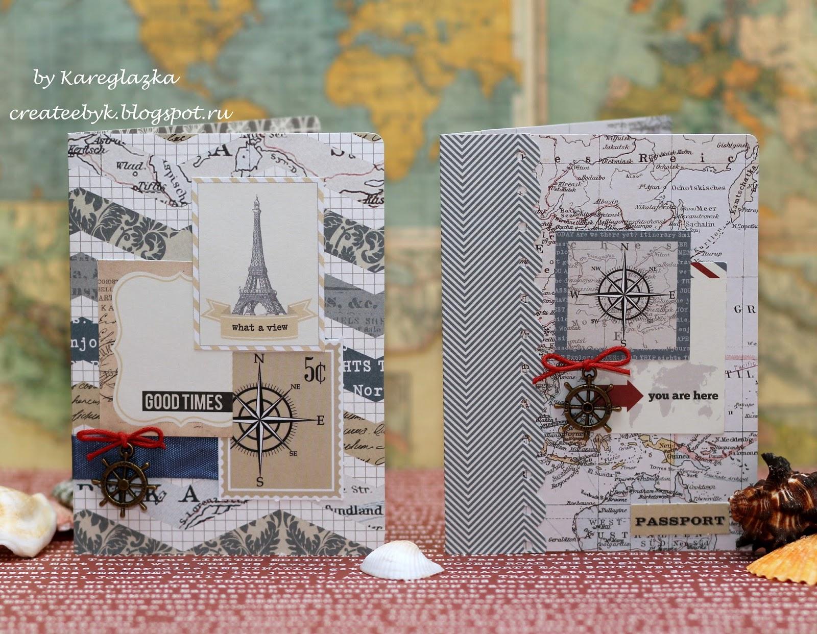 обложка на паспорт ручной работы обложка паспорт
