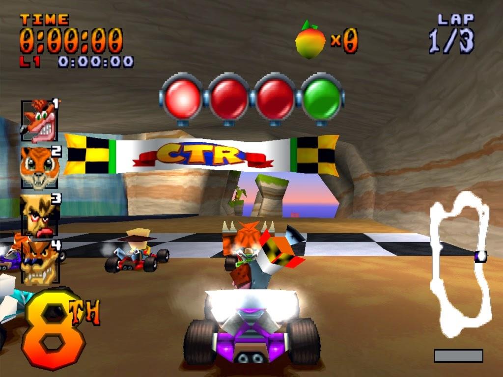 Crash Team Racing | El-Mifka