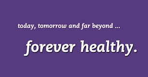 FOREVER HEALTHY HELPS PREPARE THE EARTH FOR THE NOW UNDOING OF AGING: