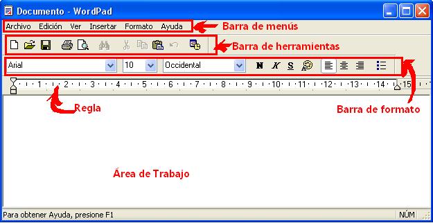 Как сделать в wordpad страницы