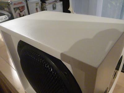 """Volt FR220.1 8"""" coaxial hi-fi speaker"""