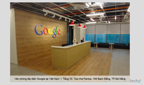 Giả mạo Google gửi email lừa đảo người dùng