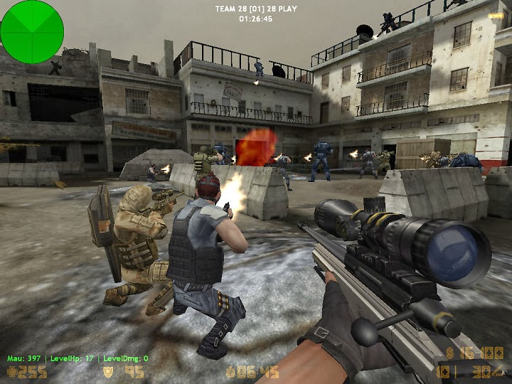Download Game Counter Strike Xtreme V6 For PC Full Version