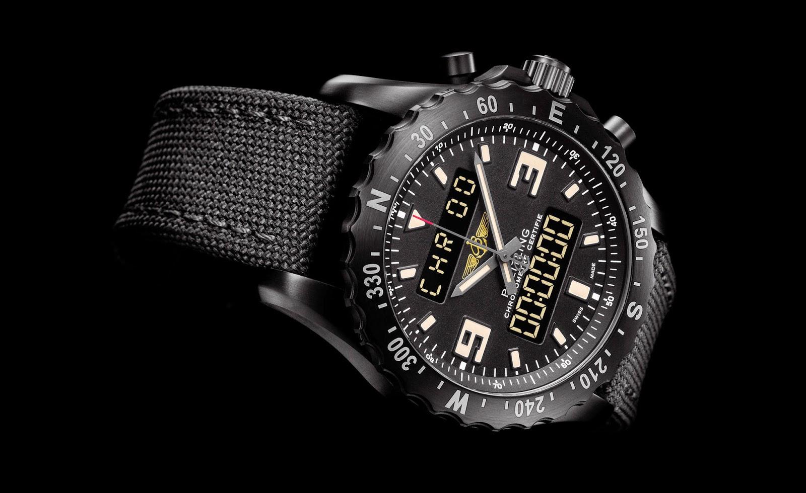 high tech watch