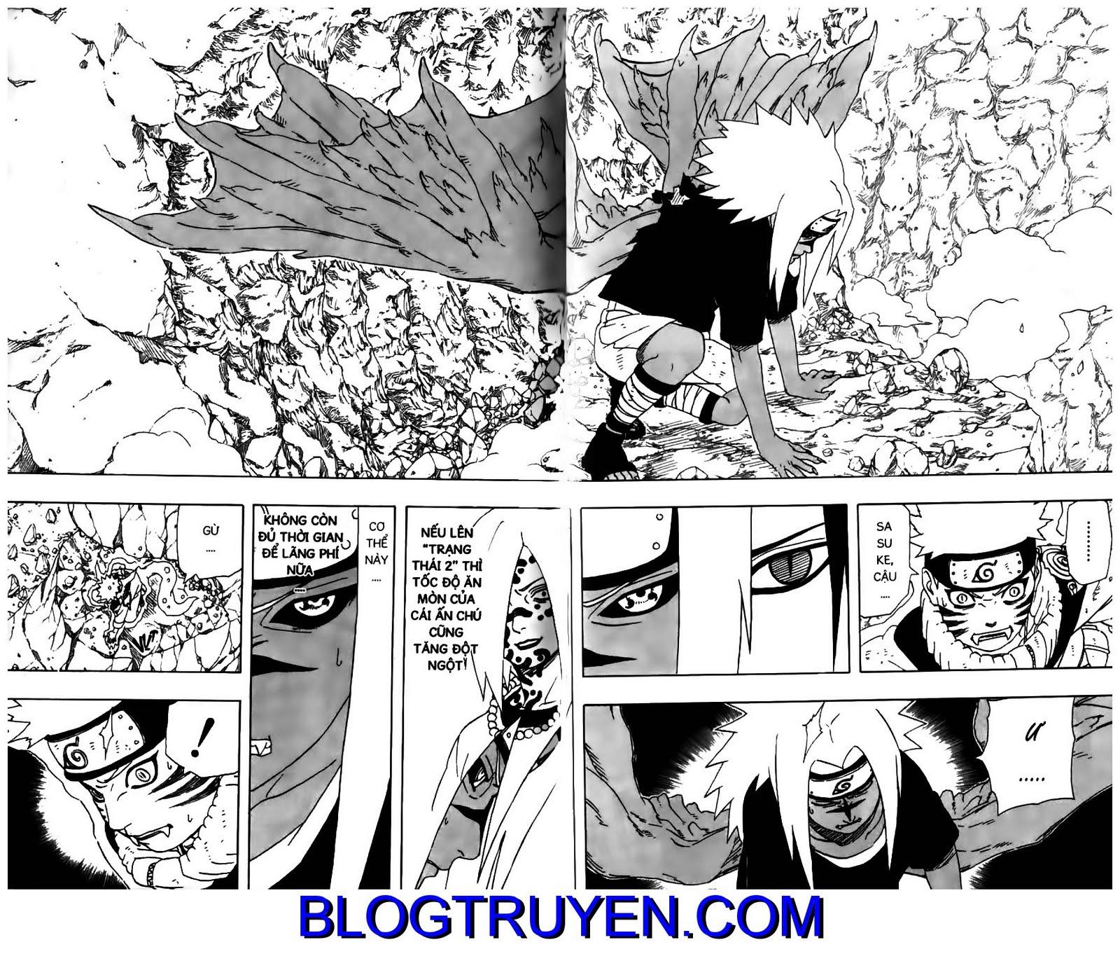Naruto chap 232 Trang 7 - Mangak.info