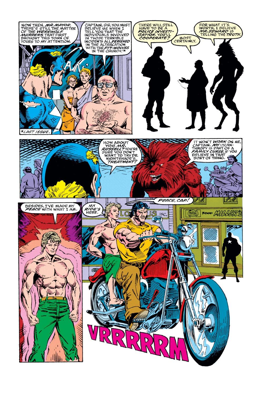 Captain America (1968) Issue #408 #357 - English 8