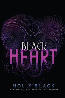 Review of Black Heart by Holly Black published by Simon and Schuster