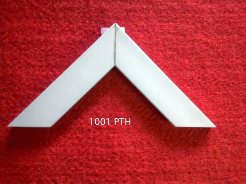 Frame Minimalis 3D Tipis