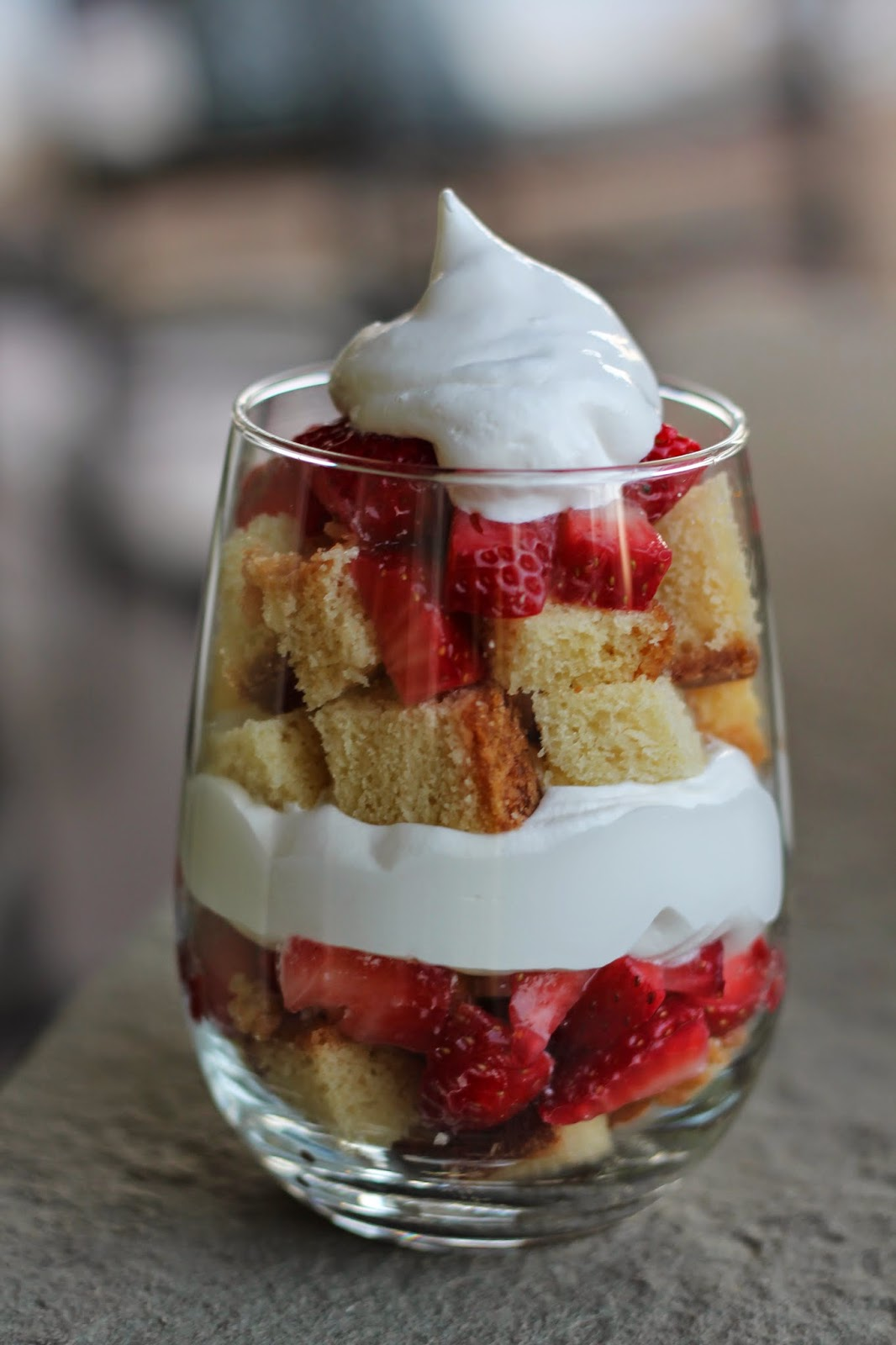 Turbinado Shortcakes with Strawberries and Whipped Cream