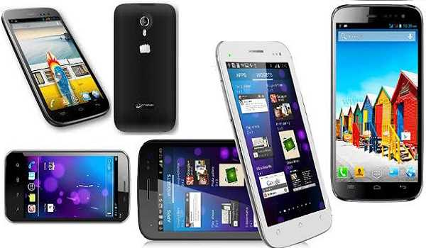 List of Top Micromax Dual Sim Mobiles