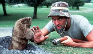 bill murry caddyshack gopher