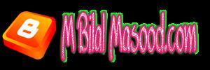 M Bilal Masood.com