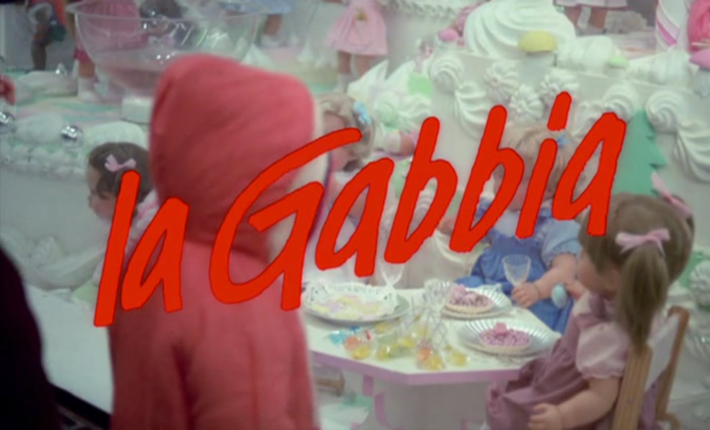 theater of guts 2014 collector s item la gabbia the trap starring tony musante directed by giuseppe patroni griffi 1985