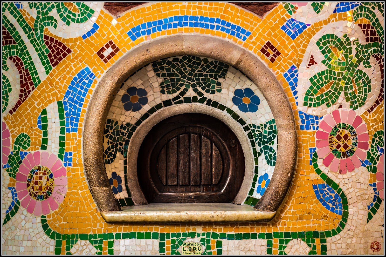 Palau de la Música Catalana :: Canon EOS 5D MkIII | ISO3200 | Canon 85mm | f/3.2 | 1/60s