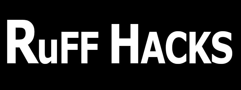 RuFF Hacks