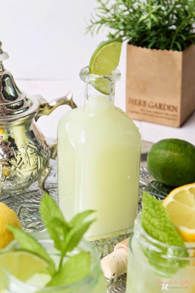 Receta de limonada thermomix
