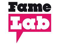 Logo konkursu FameLab