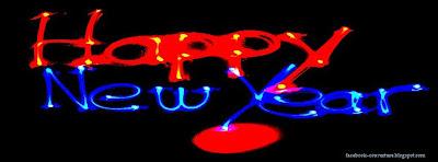 photo de couverture Facebook Happy new year 2013