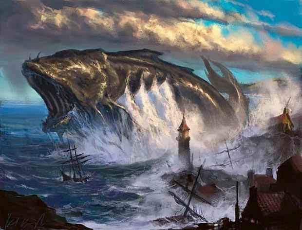 A insurreição de Poseidon. - Página 3 Namazu
