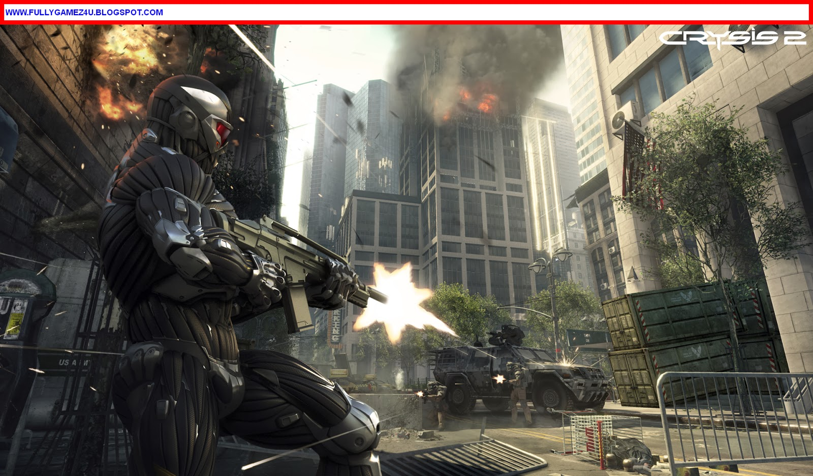 Download Crysis 2 Game For Pc Full Version