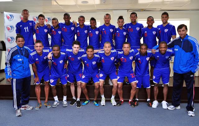 La  Copa Quisqueya de Fútbol ya está a punto  Haití y República Dominicana jugarán el domingo en el Panamericano de San Cristóbal