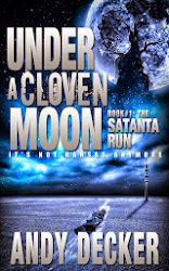 Under a Cloven Moon:  Book 1