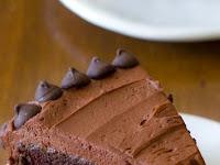 Triple Chocolate Layer Cake